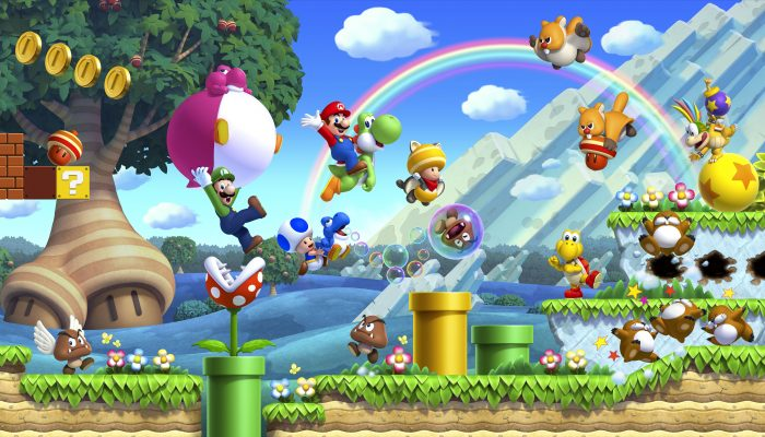 Nintendo FY3/2014: Top Selling Wii U Software Sales Units