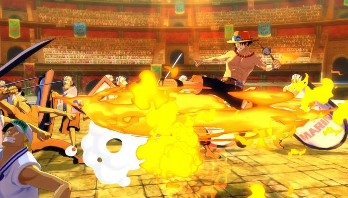 One Piece Unlimited World Red launches July 8 in North America, June 27 in Europe