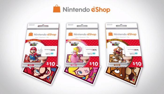 Nintendo eShop – Photos with Mario for Nintendo 3DS Trailer