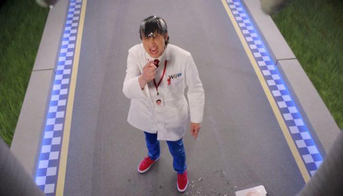 Mario Kart 8 – Piranha Plant Test Commercial