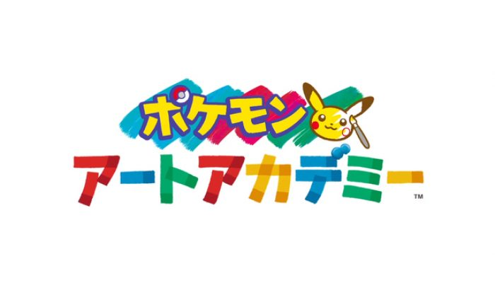 Pokémon Art Academy – Japanese Introduction Trailer