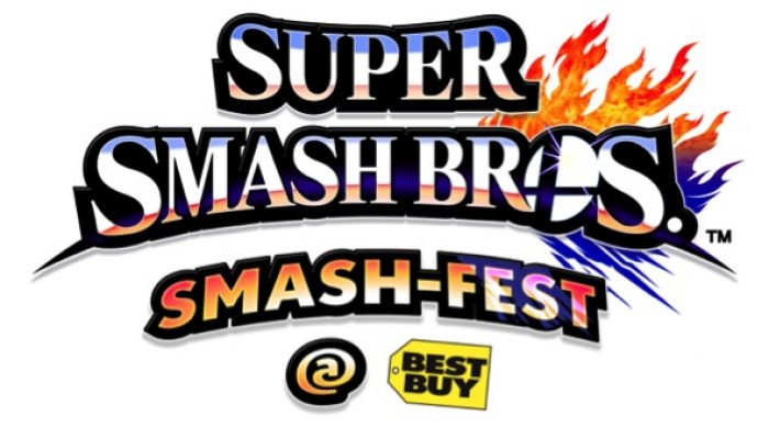 Super Smash Bros. Smash-Fest dates and locations detailed by Best Buy