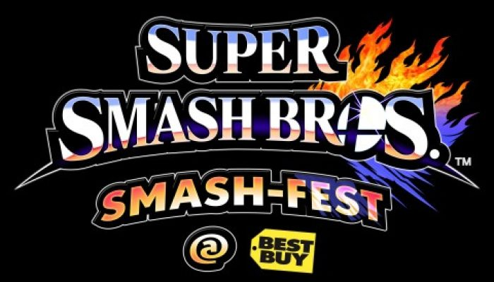 NoA: 'Nintendo Brings A Sneak Peek Of Super Smash Bros. To Select Best Buy Stores In June'