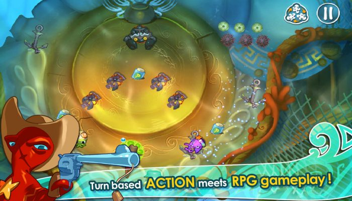 Squids Odyssey – Nintendo eShop Trailer