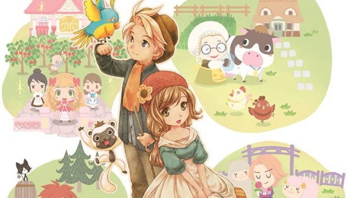 A Preview of Story of Seasons via IGN: 'Harvest Moon Returns In Story Of Seasons On 3DS'