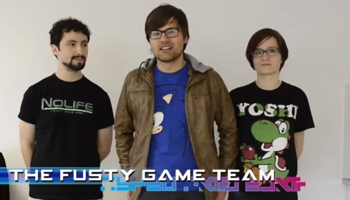 A few words from Fusty Game team! (Hover: Revolt of Gamers)
