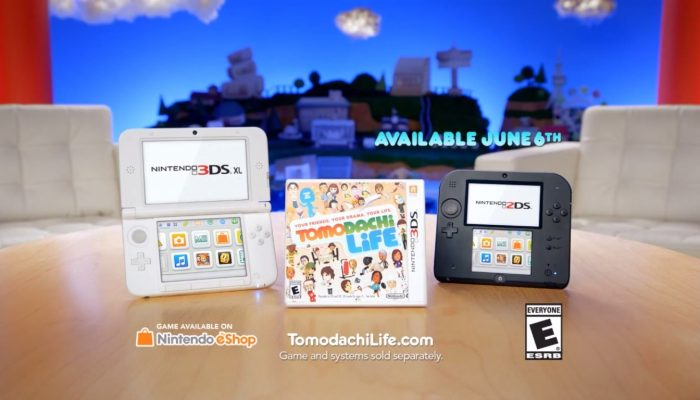 Tomodachi Life – TV Commercial