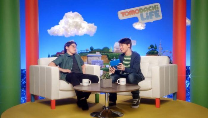 Tomodachi Life – TV Commercial with Ryan & Andy