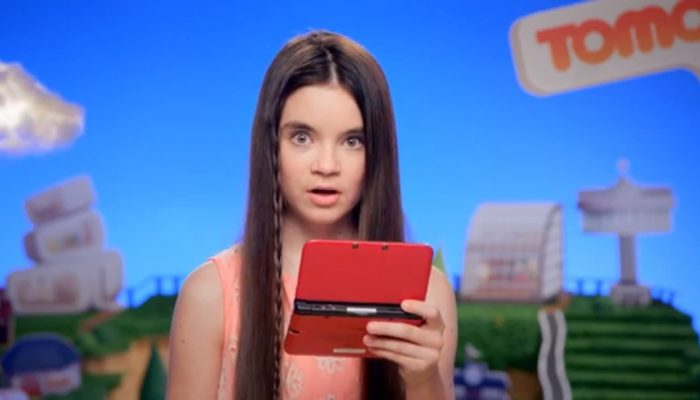 Tomodachi Life – TV Commercial with Sarah & Surprise Guest