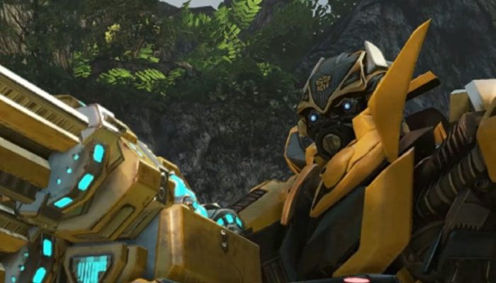 Transformers: Rise of the Dark Spark – Gameplay Trailer
