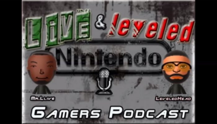 Live & Leveled Gamers Podcast ft. TriForce Johnson