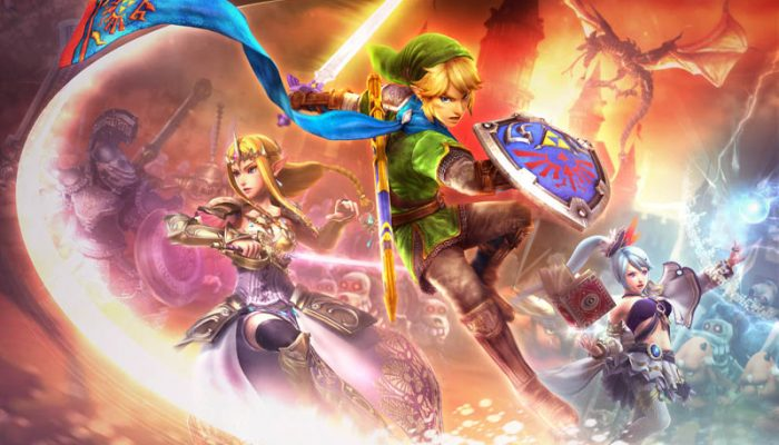 Hyrule Warriors – All the Screens You Needed to See This Week