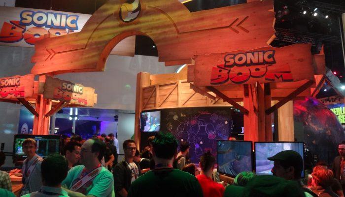 SEGA: 'E3 2014 Booth Tour – Sonic Boom'