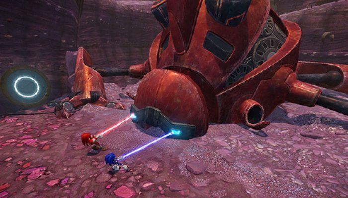 SEGA: 'Sonic Boom: Rise of Lyric'