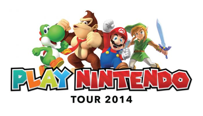 NoA: 'Introducing the Play Nintendo Tour 2014'
