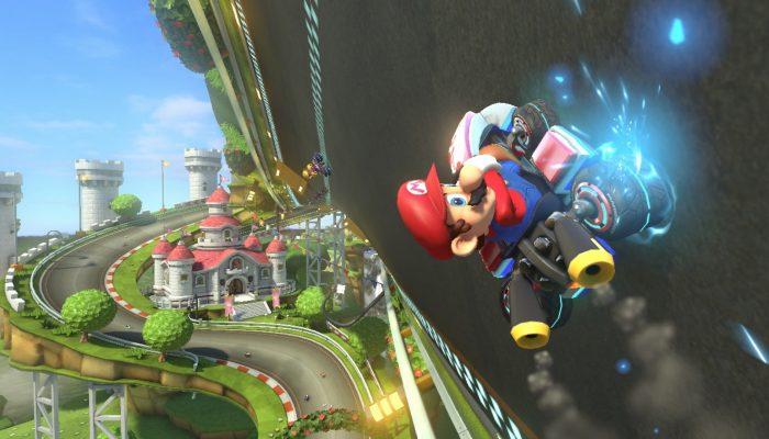 NoE: 'In shops and on Nintendo eShop now: Mario Kart 8'