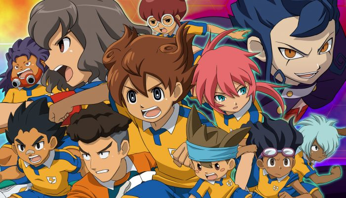 NoE: 'Aim for the goal as the adventure starts on our official Inazuma Eleven Go website!'