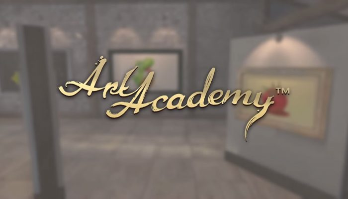 Art Academy – E3 2014 Trailer