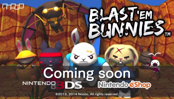 Blast 'Em Bunnies – E3 Trailer