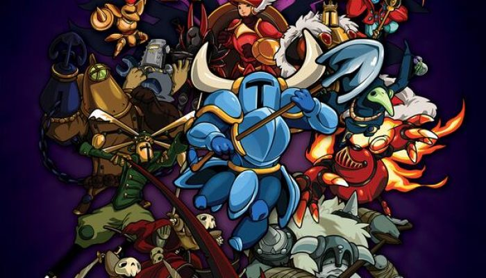 Shovel Knight coming to Wii U and Nintendo 3DS June 26 in North America