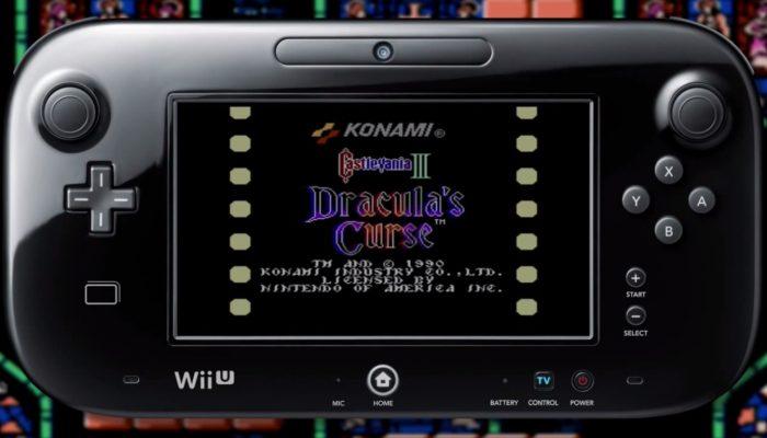 Castlevania III: Dracula's Curse – Virtual Console Trailer