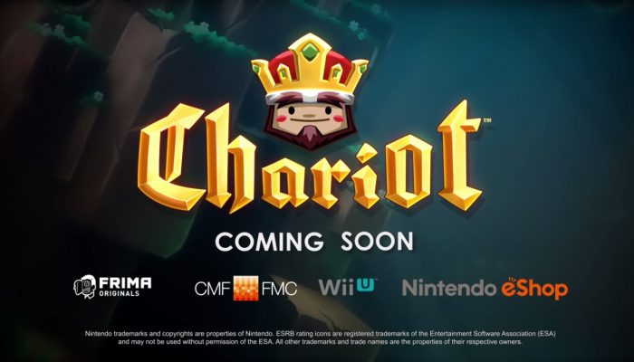 Chariot – Announce Trailer