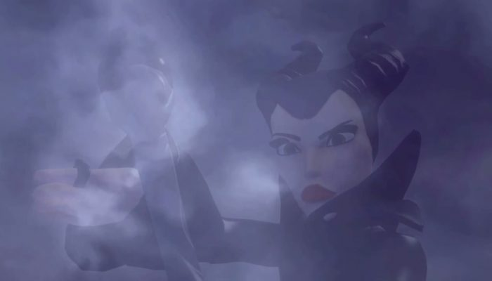 Disney Infinity 2.0 – Maleficent and Merida Trailer