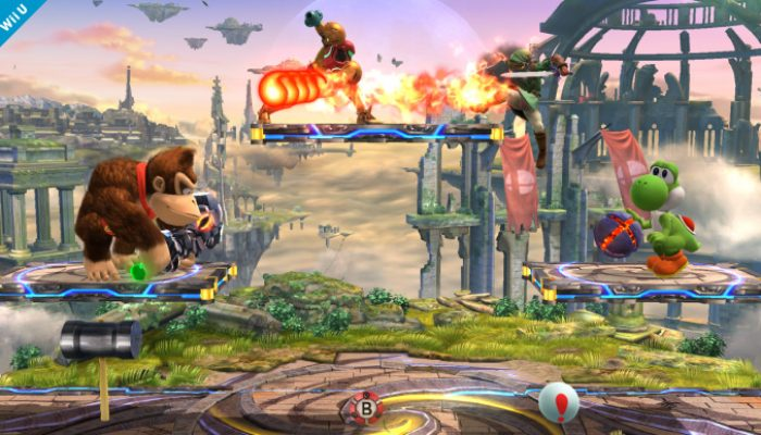 Super Smash Bros. Game Modes: Online Smash