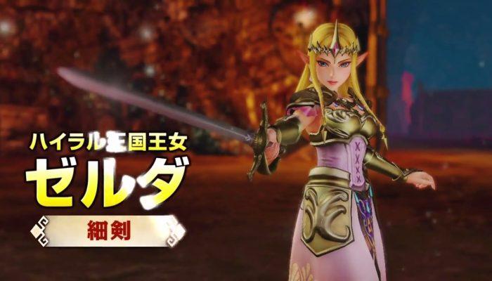 Hyrule Warriors – Japanese Zelda Trailer
