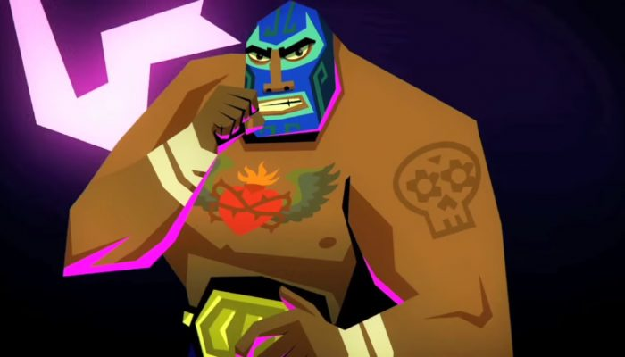 Guacamelee! Super Turbo Championship Edition – E3 Trailer
