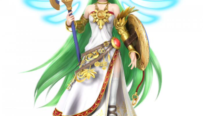 Super Smash Bros. – Palutena Reveal Screenshots