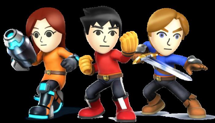 Super Smash Bros. – Mii Fighters Reveal Screenshots