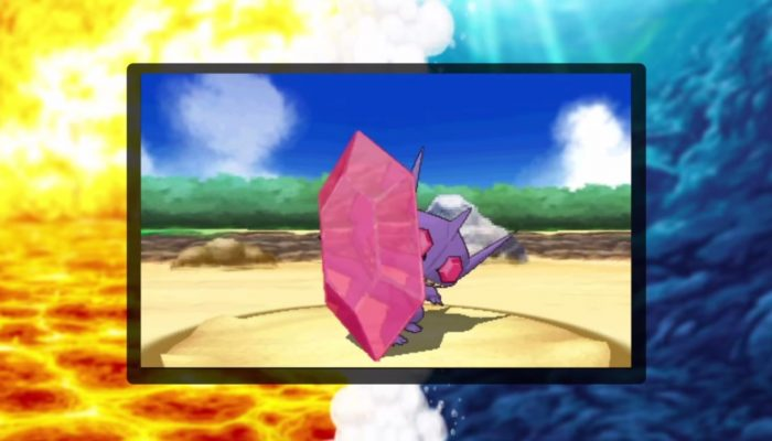 Pokémon Omega Ruby and Pokémon Alpha Sapphire – Mega Sableye revealed! Trailer