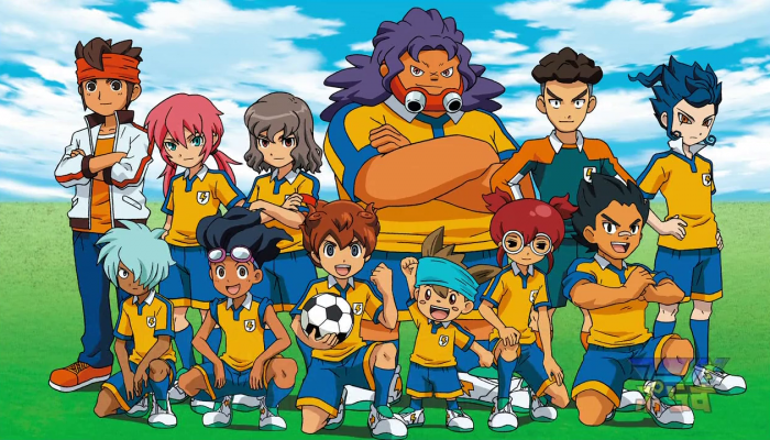 NoE: 'In shops and on Nintendo eShop now: Inazuma Eleven Go: Light and Inazuma Eleven Go: Shadow'