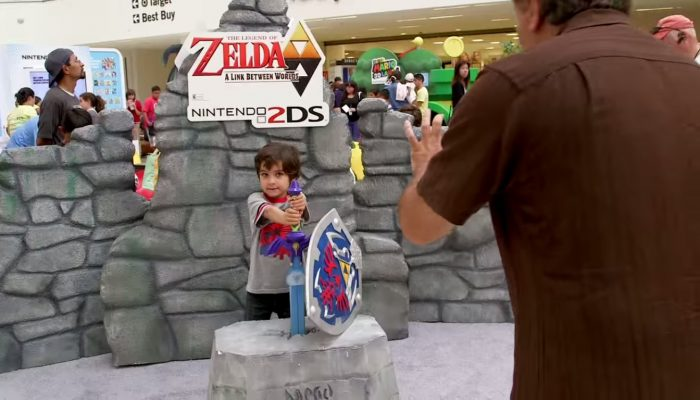 Play Nintendo Tour 2014 in Video