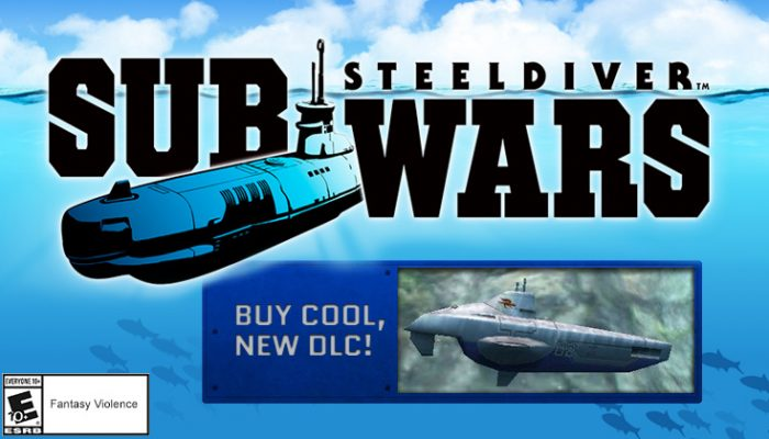 NoA: 'A Steel Diver: Sub Wars update surfaces with DLC and a special offer'
