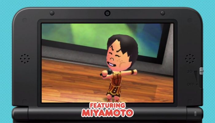 Tomodachi Life Music Videos Starring Nintendo Developers