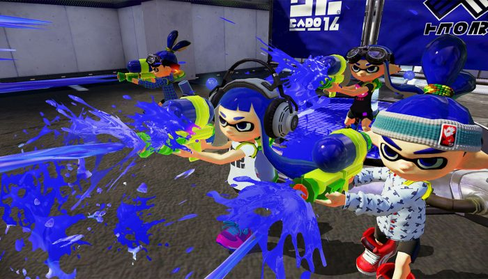 Play Nintendo – Splatoon Reactions @ E3 2014