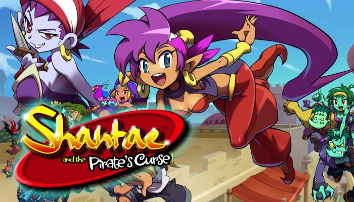 Shantae and the Pirate's Curse – E3 Trailer