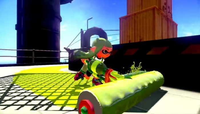 Splatoon – E3 2014 Announcement Trailer