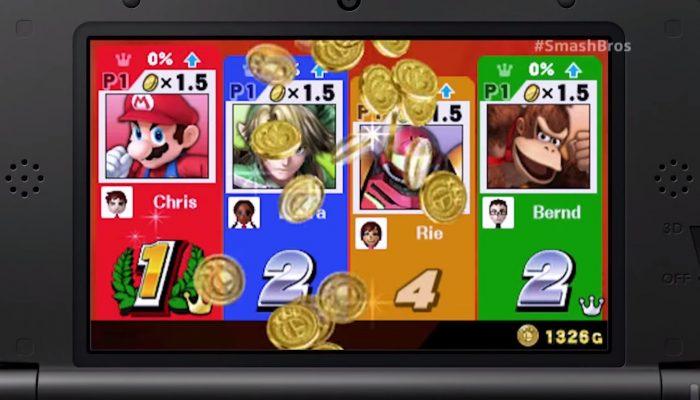 Super Smash Bros. for Nintendo 3DS – E3 2014 Trailer