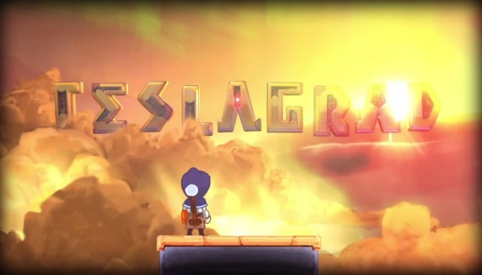 Teslagrad – Mood Trailer
