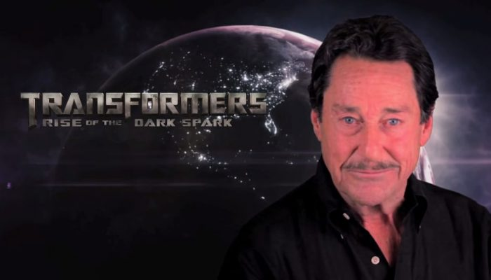 Transformers: Rise of the Dark Spark – Peter Cullen Behind-The-Scenes