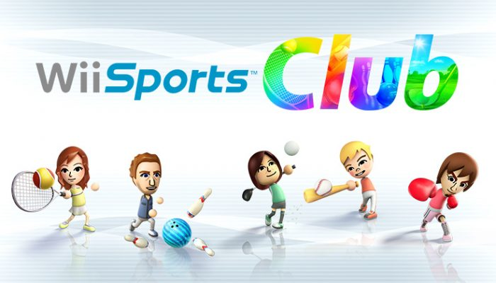 NoA: 'Try all 5 sports in a new 48-hour trial for Wii Sports Club'