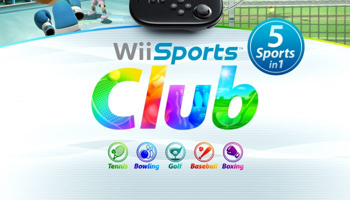 NoE: 'Wii Sports Club Baseball and Boxing coming to Nintendo eShop for Wii U on 27th June'