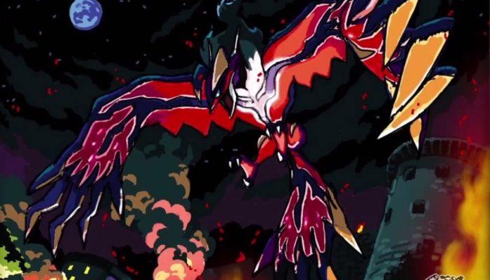 Pokémon Art Academy – Bande-annonce Yveltal