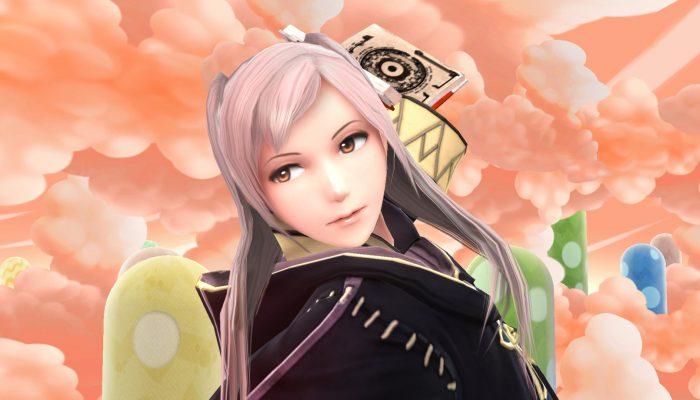 Super Smash Bros. for Wii U – Character Screenshots: Robin