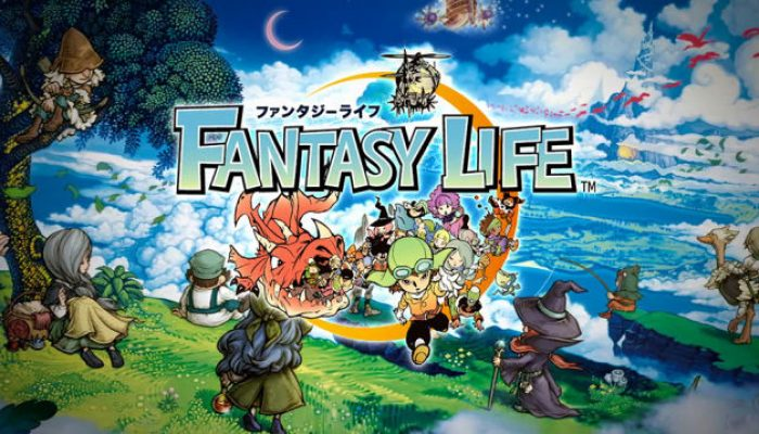 NoE: 'Embark on an unforgettable adventure in Fantasy Life – coming to Nintendo 3DS on 26th September'