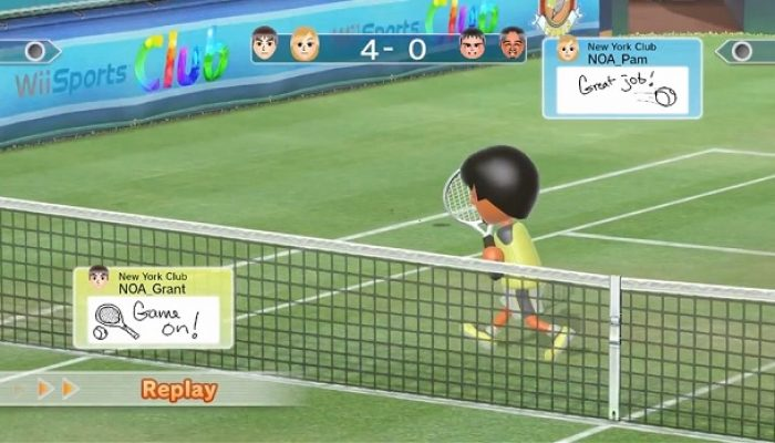 NoE: 'In shops now: Wii Sports Club'