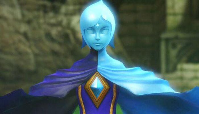 Nintendo of Europe announces Fi and Ghirahim in Hyrule Warriors